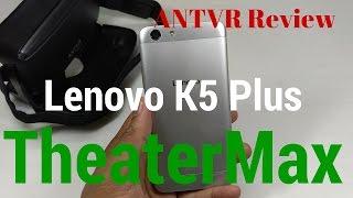 [Hindi - हिन्दी] Lenovo Vibe K5 Plus TheaterMax VR Demo ANTVR
