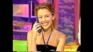 kylie minogue  live and kicking