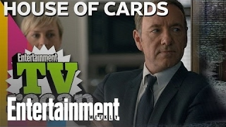 House Of Cards: Season 2, Episodes 1 & 2 | TV Recap | Entertainment Weekly