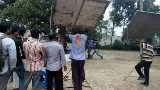 দেখুন বাংলা নতুন ছবি পাগলের মত ভালবাসি এর শুটিং shutting