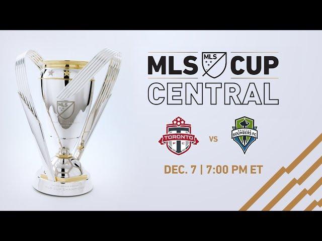 MLS Cup Central: Thursday, Dec. 7   LIVE