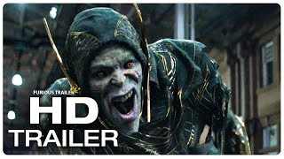 AVENGERS INFINITY WAR Extended Movie Clip Avengers Vs Black Order Fight Scene + Trailer (2018)