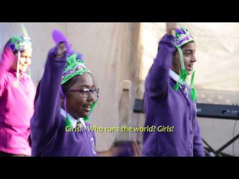 Flashgirls of Keighley - Irregular Arts 2016