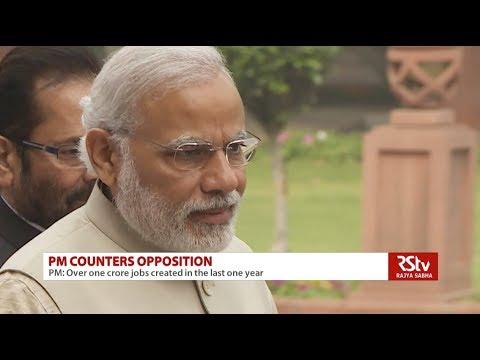 Xxx Mp4 PM Modi Counters Oppn On Economy Jobs 3gp Sex