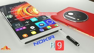 NOKIA R9: Upcoming Android phone with 5G (New 2019) Concept Introduction