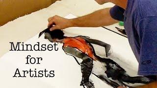 [Mindset for Artists] David Limrite (Artist) (Coach) (Mentor) (Teacher) (Figure Drawing)