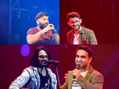 Youtube FanFest 2018 Delhi   BB Ki Vines   Technical Guruji   CarryMinati   Lalit Shokeen And Others