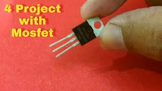 4 Life-hack with Mosfet Z44