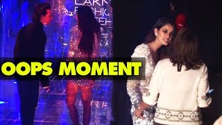 Tiger Shroff Saves Girlfriend Disha Patani from an OOPS Moment at LFW 2017 | SpotboyE