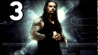 Roman Reigns - Top 10 Superman Punches