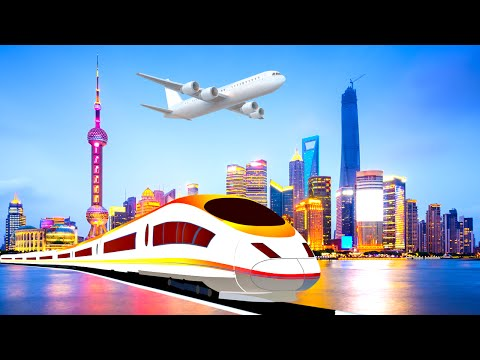 China s Future MEGAPROJECTS 2016 2050 s