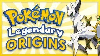 Legendary Pokemon Origins 2
