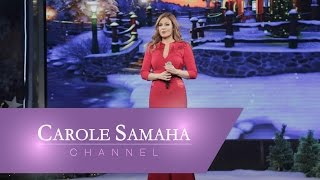 """All I want for Christmas"" - Live Cover / Carole Samaha - كارول سماحة"