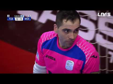 FC Barcelona Lassa Movistar Inter Final Partido 4