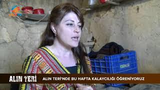 ALIN TERİ - KALAYCILIK - 15 EKİM 2017