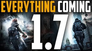 The Division | Everything Coming Patch 1.7 | Classified Gear & Seeker/DeadEye Changes