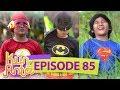 Download Video Lukman Jadi The Flash, Sobri Batman dan Indra Jadi Superman! Melawan Monster! - Kun Anta Eps 85 3GP MP4 FLV
