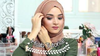 2 Easy Hijab Styles