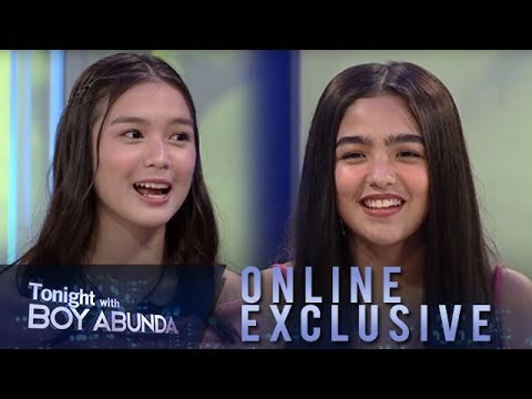 TWBA Online Exclusive: Game of Firsts with Andrea Brillantes and Francine Diaz