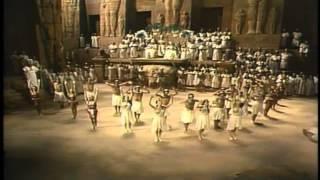 Egyptian Triumphal march Verdi Aida Opera HD YouTube