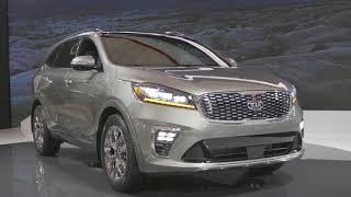 Kia Sorento | 2019 | Redesigned | Walkaround | interior | specs | features| price| crossover| canada