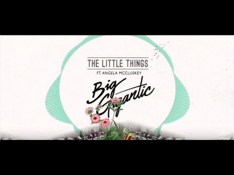 Big Gigantic - The Little Things ft. Angela McCluskey (Official Lyric Video) Mp3