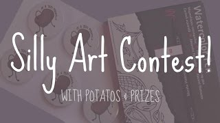 400 SUB SILLY ART CONTEST |OPEN| INTERNATIONAL |CLOSED|