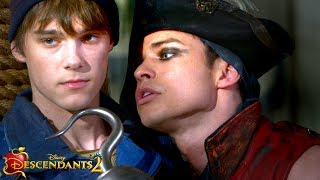 Meet the Forgotten Villain Kids | Descendants 2