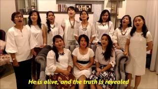 Glorious Morning - Sandi Patty (cover by JJ Choir)