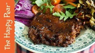 Vegan Steak   Wheat Meat   Seitan Steak