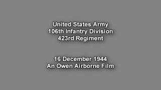 16 December 1944  By Owen Airborne