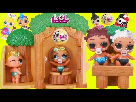 Xxx Mp4 Unicorn And Pharaoh Babe Babysit Custom LOL Surprise Dolls Visits Punk Boi 3gp Sex