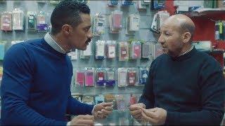 شخص ينتحل شخصية زين القناوي ويشتري خط باسمه - مسلسل نسر الصعيد - محمد رمضان