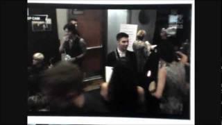 Taylor Lautner & Selena Gomez HUGGING BACKSTAGE at the MTV VMA's 2011