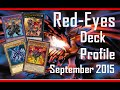 Yugioh - Red-Eyes Fun Deck Profile
