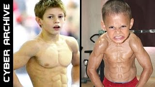 15 Strongest Kids In The World