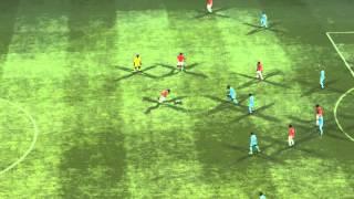 Pro Evolution Soccer 13 Najlepsze Strzały i Gole by Chróst & Stachu
