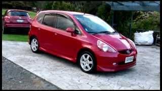 Honda Fit Mugen 2002, Auto