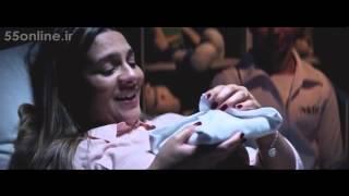 مادر نابینا سونوگرافی سه بعدی فرزندش را لمس می کند