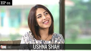 Ushna Shah Rocks And She Knows It | Ushna