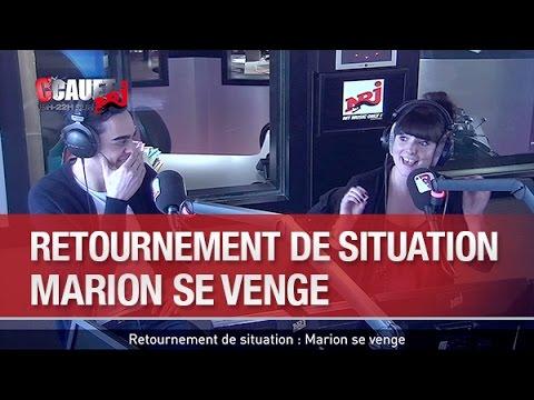 Xxx Mp4 Retournement De Situation Marion Se Venge C'Cauet Sur NRJ 3gp Sex