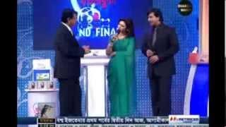 SHAKIB & JAYA on Houseful Grand Finale (Purno Doirgho Prem Kahini special)
