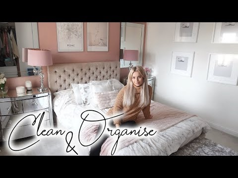 Xxx Mp4 BEDROOM DECLUTTER ORGANISE CLEAN Amp NEW BUYS Lucy Jessica Carter AD 3gp Sex