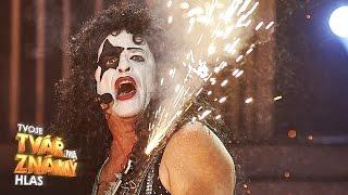 Miroslav Etzler jako Kiss -