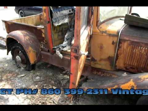 1930 Ford model A truck part 1 from Vintage Motorcars LLC