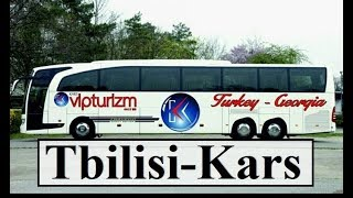 Turkey/To Kars  Part 1