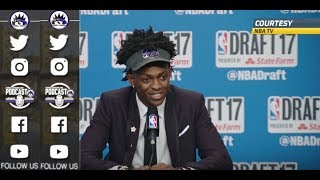De'Aaron Fox is ready for his rivalry with Lonzo Ball/ Kings vs Lakers