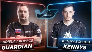 CS:GO - kennyS awp vs. GuardiaN awp (2019)