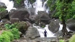 জাফলং মায়াবী ঝর্না