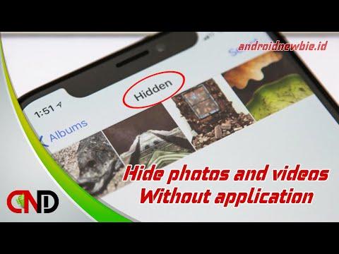Trik ampuh sembunyikan foto dan video rahasia dari galeri Android